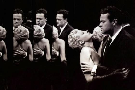 La Dame de Shanghai de Orson Welles