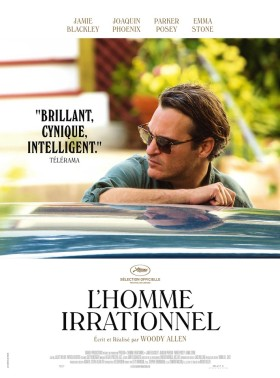 Lhomme irrationnel - affiche