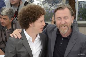 Michel Franco et Tim Roth