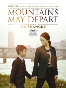 Mountains May Depart - affiche