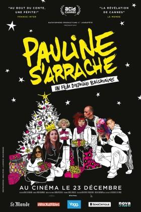 Pauline s'arrache - affiche
