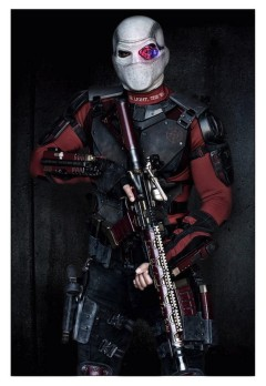 Photo de Will Smith en Deadshot dans Suicide Squad de David Ayer