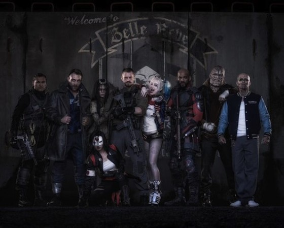 Photo de la Task Force X dnas Suicide Squad de David Ayer