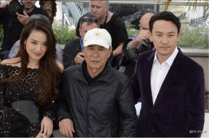 Shu Qi, Hou Hsiao-Hsien, Chang Chen