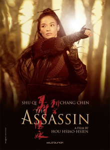 The Assassin - affiche