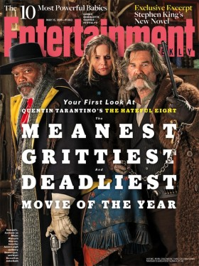 The Hateful Eight - Entertainment Weekly