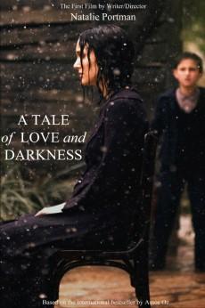Une Histoire d'Amour et de Ténèbres de Natalie Portman - affiche