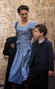 Une Histoire d'Amour et de Ténèbres de Natalie Portman