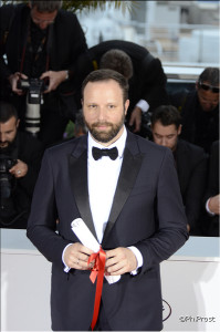 Yorgos Lanthimos / Photo Philippe Prost pour CineChronicle