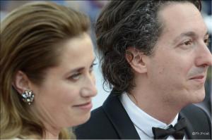Emmanuelle devos et Guillaume gallienne