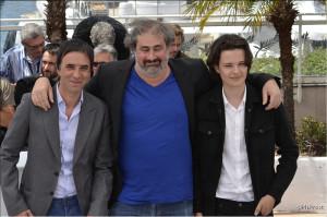 L'equipe du film Asphalte