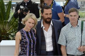 Naomi Watts, Matthew McConaughey et Gus Van Sant pour La Foret des Songes (The Sea of Trees)
