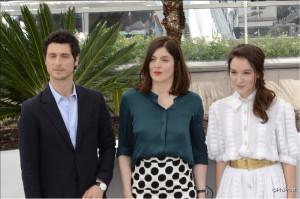 Jeremie Elkaim, Valerie Donzelli, Anais Demoustier pour Marguerite & Julien