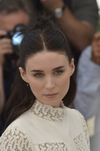 Rooney Mara - photo Philippe Prost pour CineChronicle au Festival de Cannes 2015