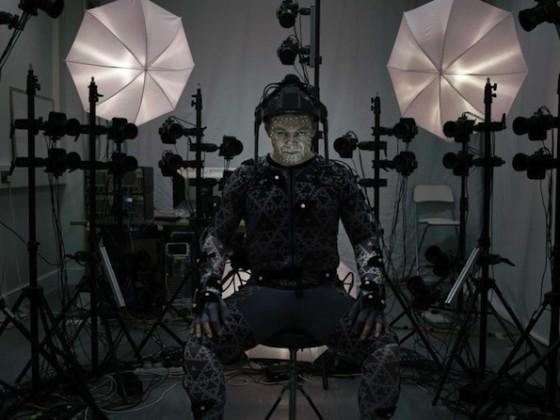 Andy Serkis - Star Wars VII - Le Reveil de la Force