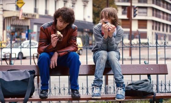 Ange Dargent et Theophile Baquet dans Microbe et Gasoil de Michel Gondry