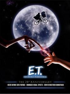 ET The Extra-Terrestre -affiche