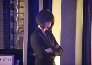Evangeline Lilly (Hope van Dyne) dans Ant-Man