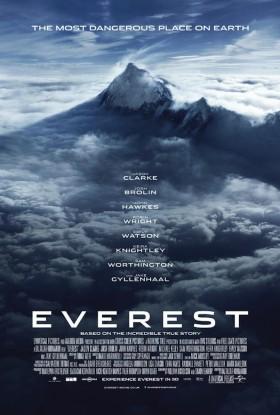 Everest de Baltasar Kormakur - affiche