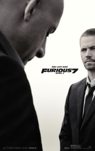 Fast & Furious 7 - poster
