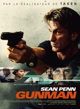 Gunman - affiche