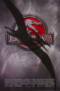 Jurassic Park 3 - poster