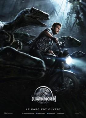 Jurassic World - affiche