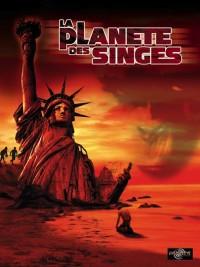 La Planete des Singes - poster