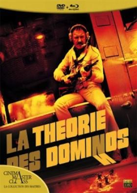 La Theorie des Dominos de Stanley Kramer - jaquette DVD-Blu-ray