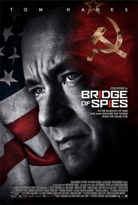 Le Pont des Espions - affiche US