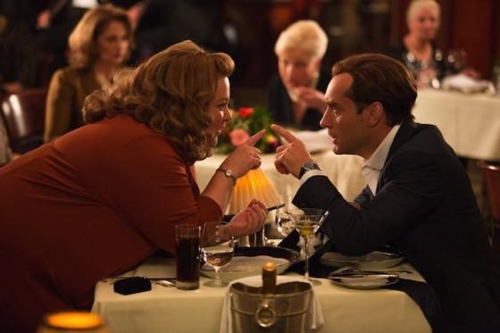 Melissa McCarthy et Jude Law dans Spy de Paul Feig