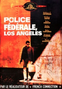 Police Federal Los Angeles - poster