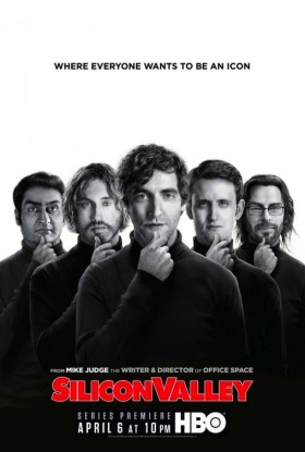 Silicon Valley - poster
