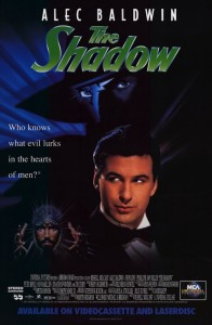 The Shadow - poster