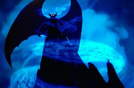 Une Nuit sur le Mont Chauve, l'une des huit sequences musicales de Fantasia