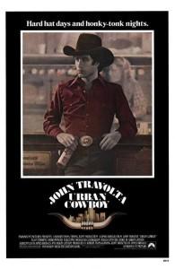 Urban Cowboy - affiche