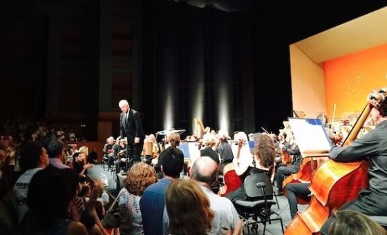Concert Bruce Broughton au Teatro de la Maestranza de Seville