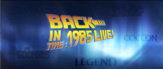 Fimucite - Back In Time 1985 Live