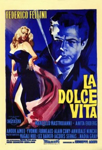 La Dolce Vita - poster