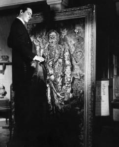 Hurd Hatfield dans Le Portrait de Dorian Gray de Albert Lewin (1945)