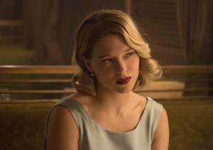 Lea Seydoux dans 007 Spectre