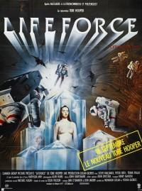 Lifeforce - affiche
