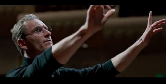 Michael Fassbender dans Steve Jobs de Danny Boyle