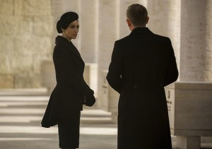 Monica Bellucci dans 007 Spectre