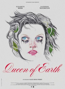Queen of Earth - affiche