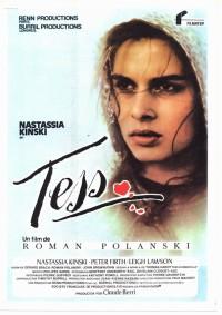 Tess - poster