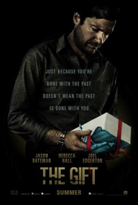 The Gift - poster Jason Bateman