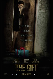 The Gift - poster Rebecca Hall
