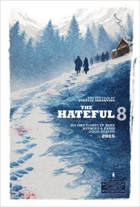 The Hateful Eight - nouvelle affiche