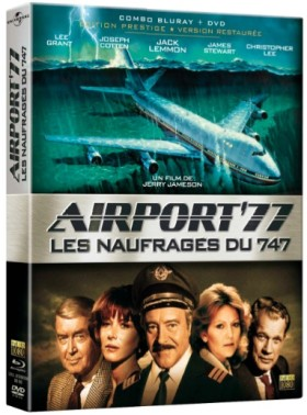 Airport 77 - Les Naufrages du 747 - jaquette